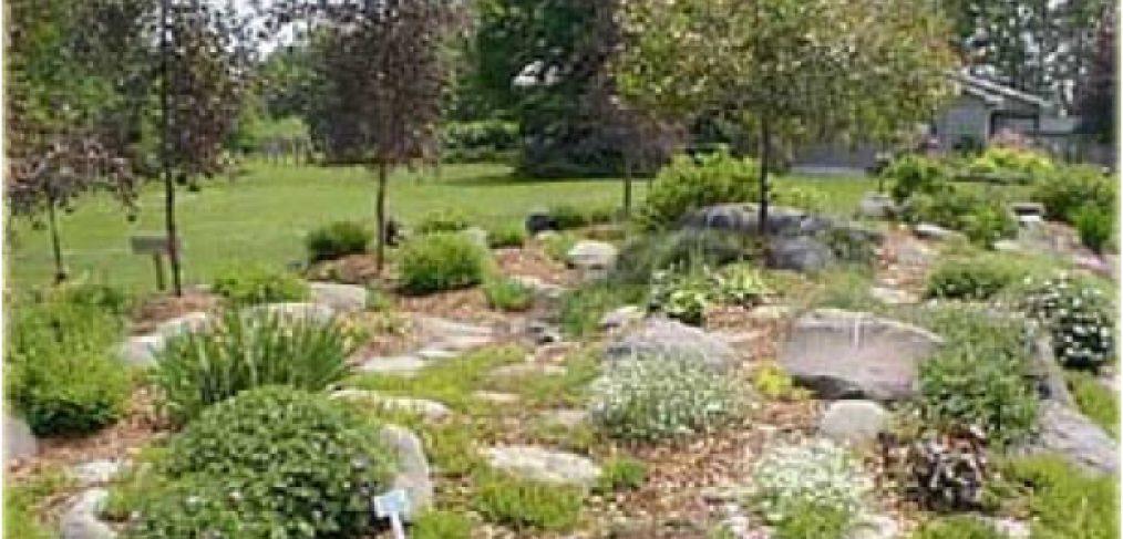 Plan for your Rock Garden